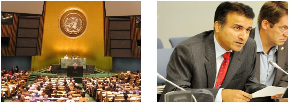Climate Institute COO Nasir Khattak's speech to the UN General Assembly, MSI+5 Review Session